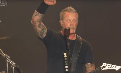 Metallica in Austin City Limits 2018