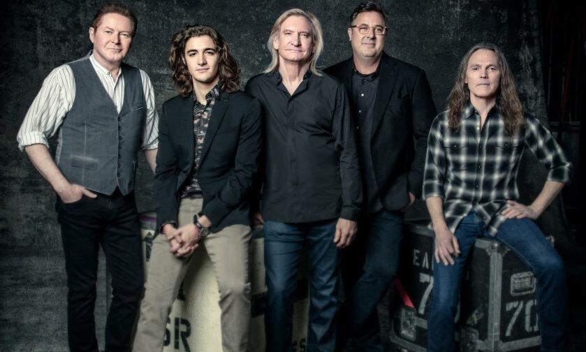 The Eagles tour dates