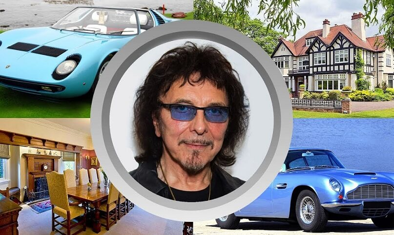 Tony Iommi net worth