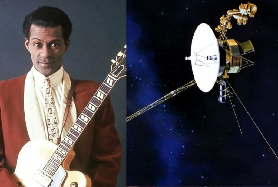 Chuck Berry Voyager