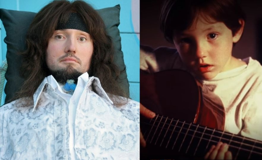 Jason Becker child