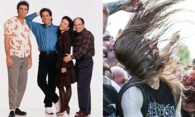 Seinfeld heavy metal