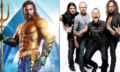 Aquaman Metallica