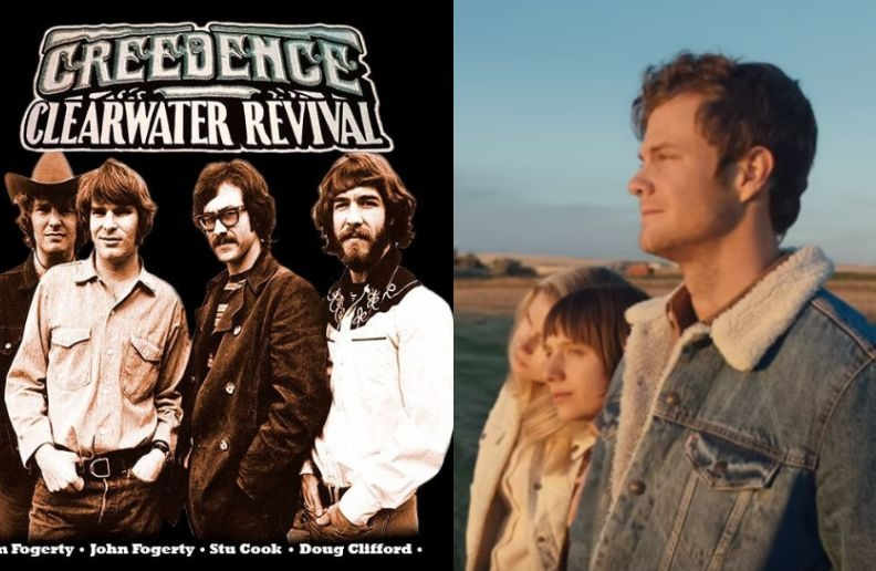 Creedence new video clip