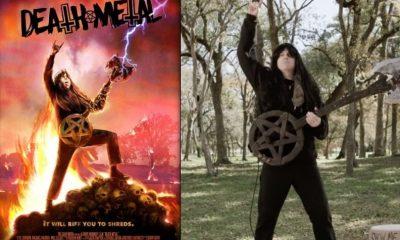 Death Metal short movie