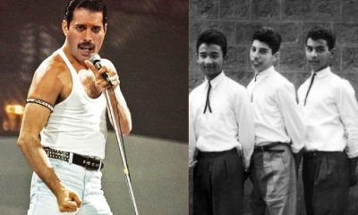 Freddie Mercury The Hectics