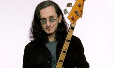 Geddy Lee lists 10 bassists