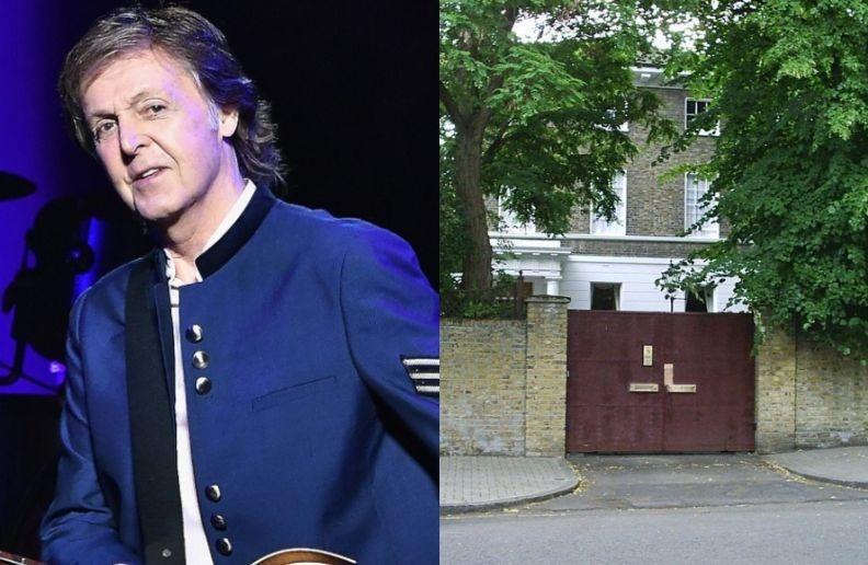 Paul McCartney house