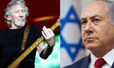 Roger Waters benjamin netanyahu