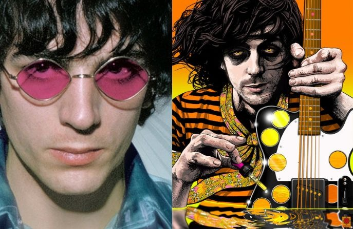 Syd Barrett octopus