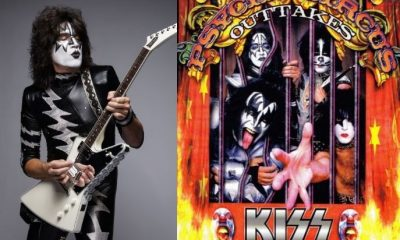 Tommy Thayer Kiss
