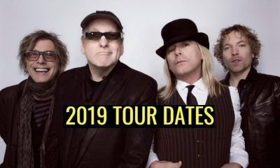 Cheap Trick 2019 tour dates