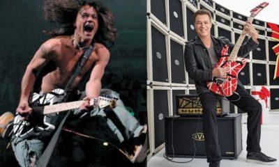 Eddie Van Halen isolated track