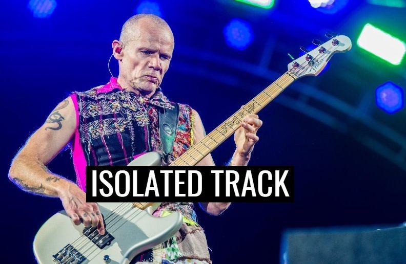 Flea isolated bass track