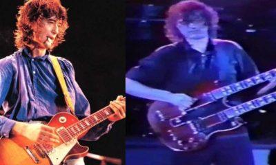 Jimmy Page instrumental version