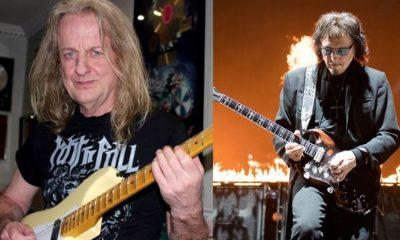 KK Downing Tony Iommi