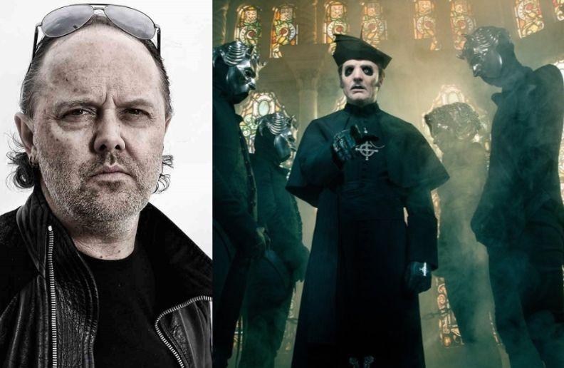 Lars Ulrich Ghost