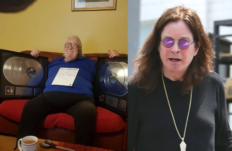 Lee Kerslake Ozzy Osbourne