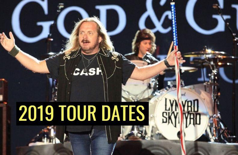Lynyrd Skynyrd 2019 tour dates