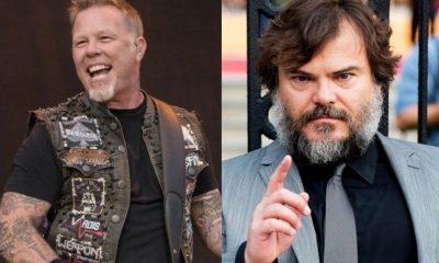 Metallica Jack Black