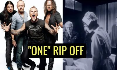 Metallica One Rip Off