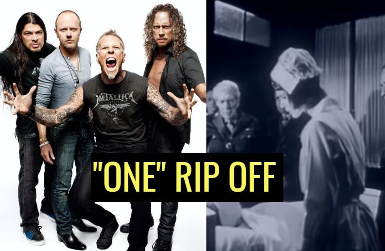Metallica One Rip Off