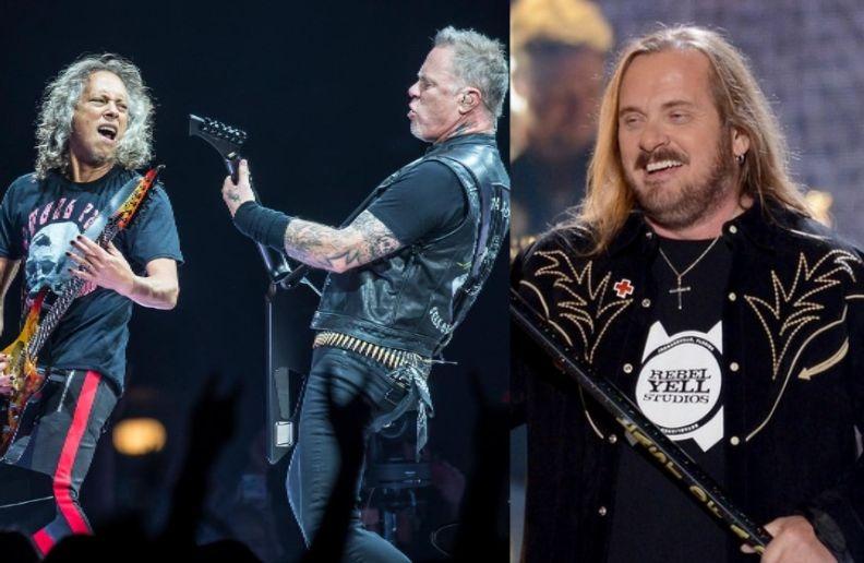 Metallica Sweet home alabama