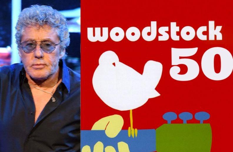 Roger Daltrey woodstock 50