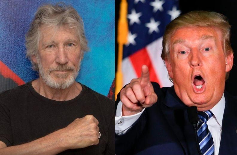 Roger Waters Donald Trump