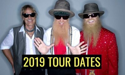 ZZ top 2019 tour dates