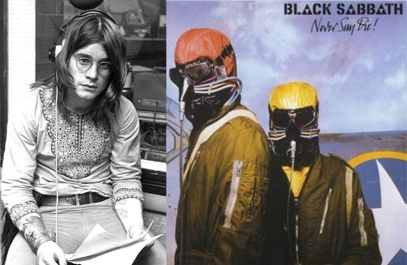 Never Say Die Black Sabbath