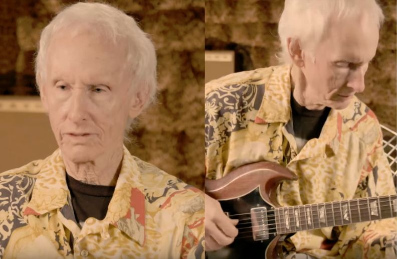Robby Krieger 2019