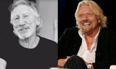 Roger Waters Richard Branson