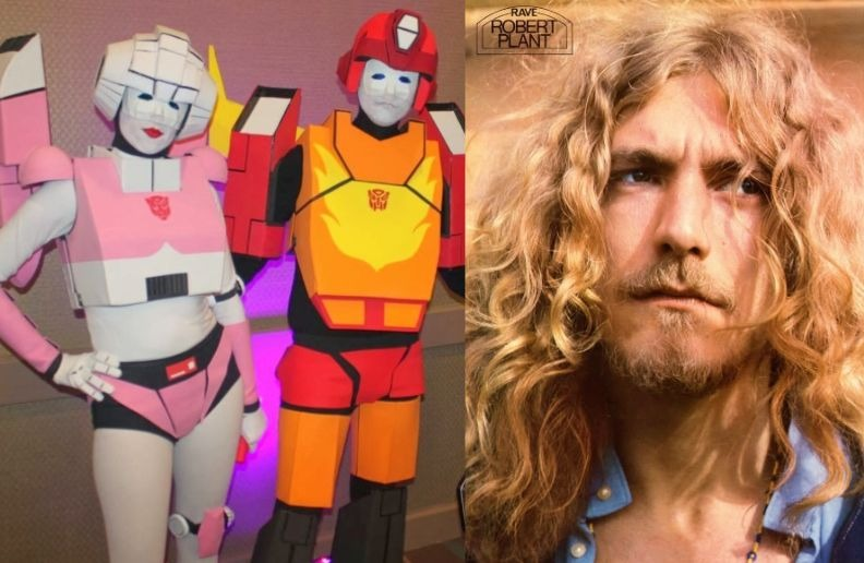 Transformers Led Zeppelin