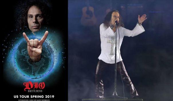 Dio 2019 tour