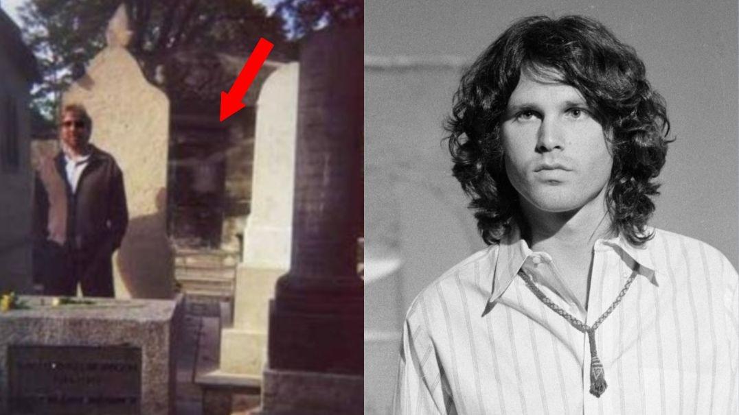 Jim Morrison Ghost