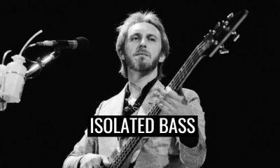 John Entwistle Isolated bass