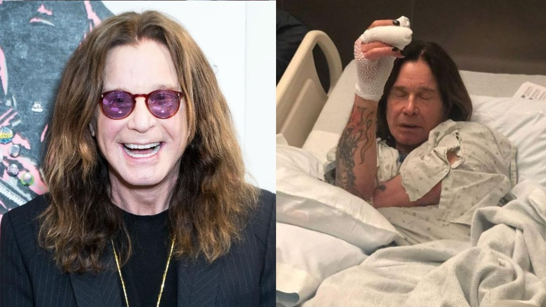 Ozzy Osbourne health