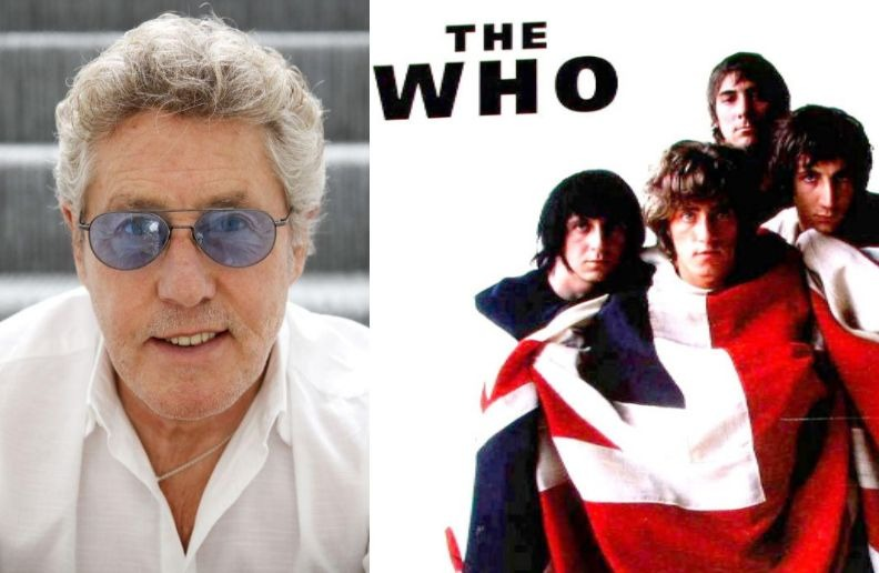 Roger Daltrey The Who