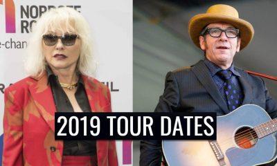 Blondie Elvis Costello 2019 tour dates