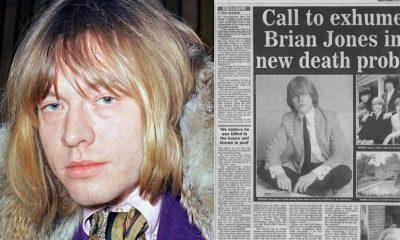 Brian Jones mysterious death