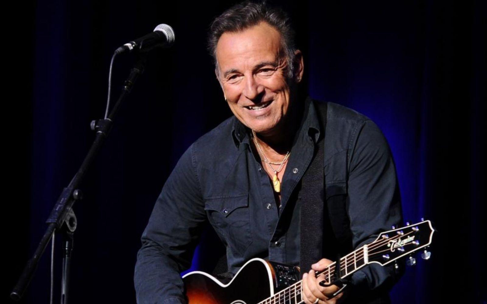 Bruce Springsteen 2019