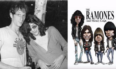 Ramones Demo Joey Ramone brother