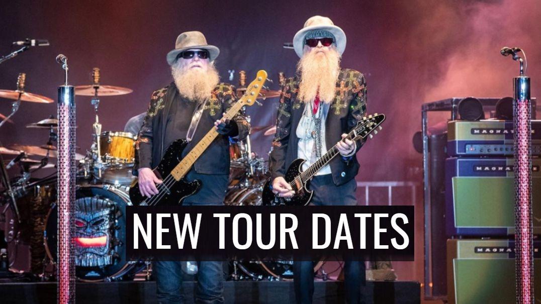 zz top tour dates 50th anniversary