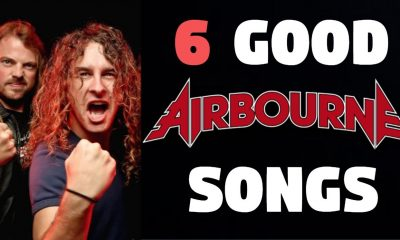 6 good airbourne songs