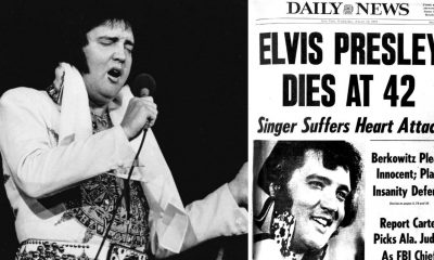 Elvis Presley mysterious death