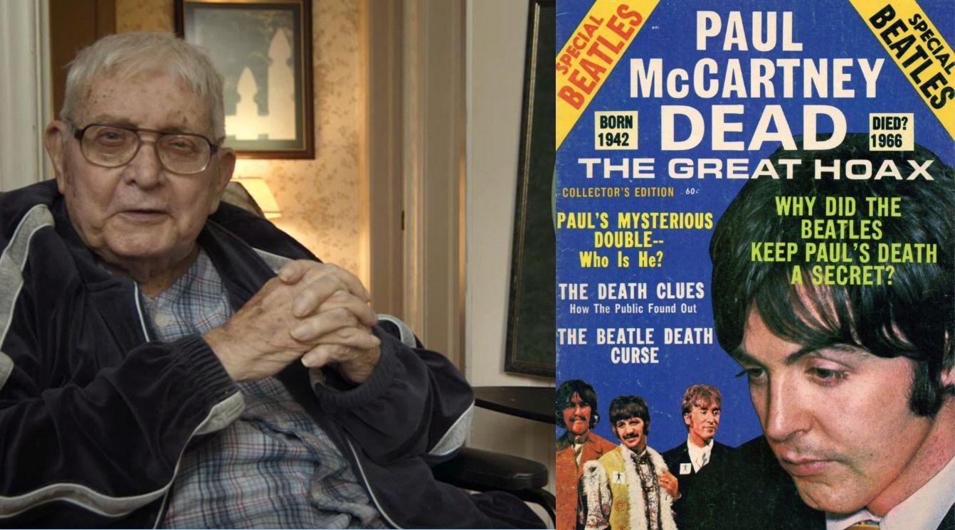 Russ Gibb Paul McCartney