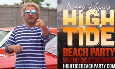 Sammy Hagar High Tide