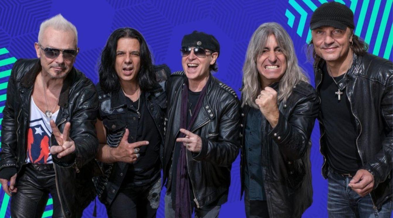 Scorpions 2019