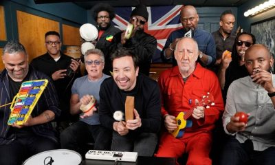 The Who on Jimmy Fallon 2019